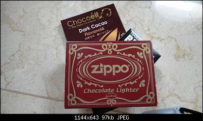 Click image for larger version.  Name:Zippo Chocolate Lighter made in th.2001 $ (1).jpg Views:3 Size:96,7 KB ID:11476