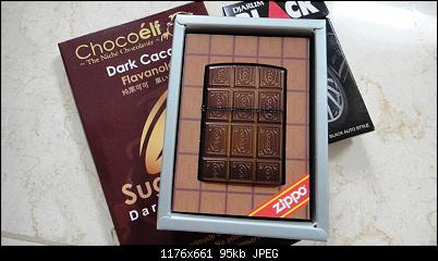 Click image for larger version.  Name:Zippo Chocolate Lighter made in th.2001 $ (2).jpg Views:4 Size:95,3 KB ID:11477
