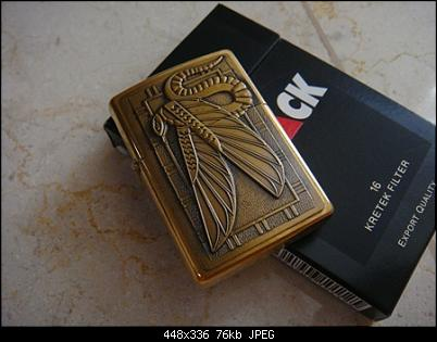 Click image for larger version.  Name:Zippo Treasures from the Tom Cobra with wing th $.@.JPG Views:8 Size:75,9 KB ID:4666