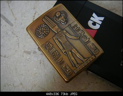 Click image for larger version.  Name:Zippo TREASURES FROM THE TOMB Th.XV.$ (2).JPG Views:9 Size:72,9 KB ID:4670