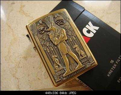 Click image for larger version.  Name:ZIPPO FOX HEADED MAN TREASURES OF THE TOMB th.XV $..JPG Views:1 Size:84,3 KB ID:6402